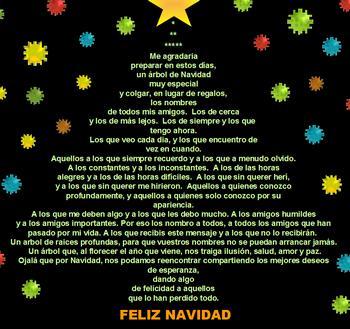 Power point pps rbol de buenos deseos de navidad pps mil - Deseos para la navidad ...