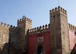 Sevilla. Los reales alcazares