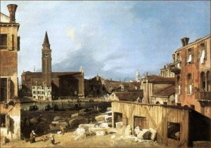 Pintores: Canaletto