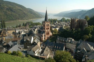 Alemania. Bacharach