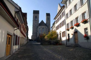 Suiza: RAPPERSWIL
