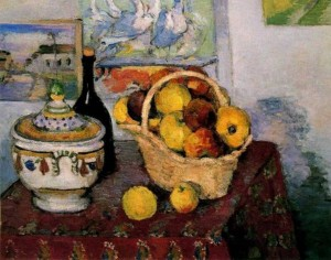 Pintores: Cezanne
