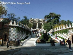 Barcelona: Parque Guell